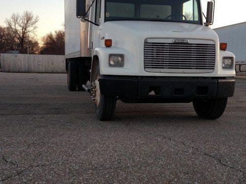 Routine maintenance done 1998 Freightliner FL70 truck for sale