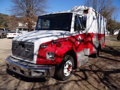Serviced 1995 Freightliner freightliner truck for sale