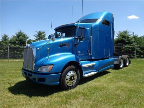 beautiful paint 2011 Kenworth T660 truck for sale