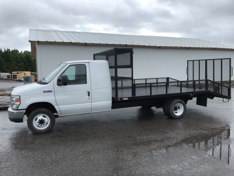 maintenance vehicle 2013 Ford E450 truck for sale