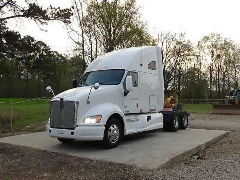 road ready 2012 Kenworth T700 truck for sale
