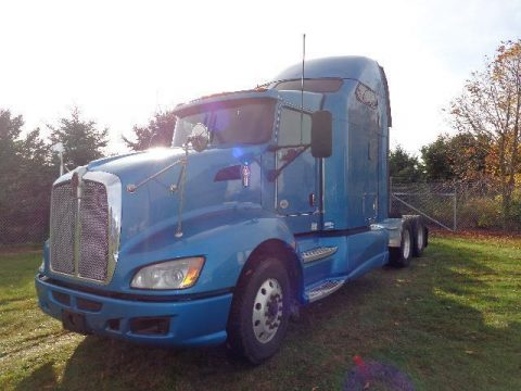 strong 2011 Kenworth T660 truck for sale