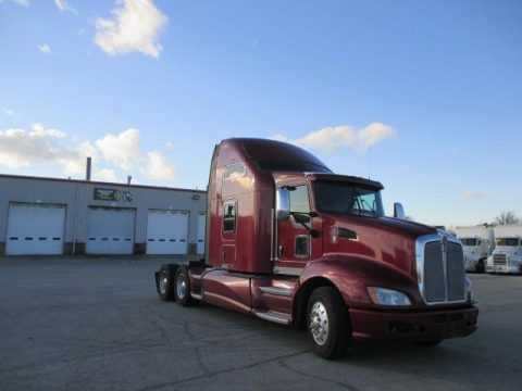 strong 2012 Kenworth T660 truck for sale
