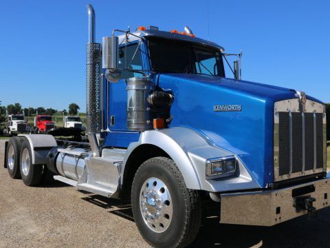 decent mileage 2013 Kenworth T800 truck for sale