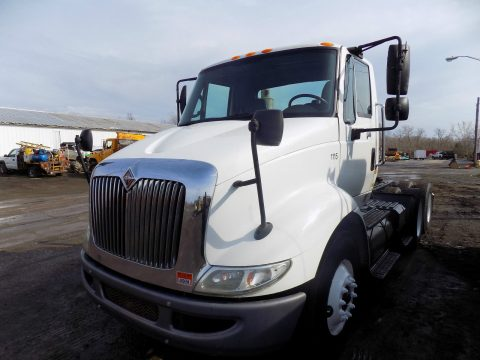 equipped 2006 International 8600 truck for sale