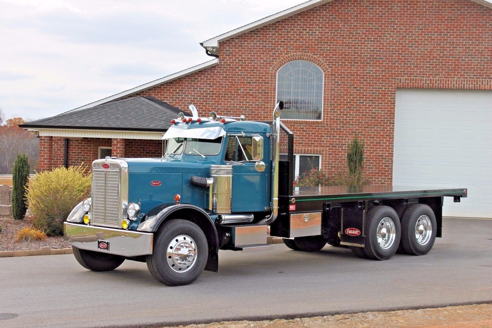 Maintained 1968 Peterbilt 351 St Truck For Sale
