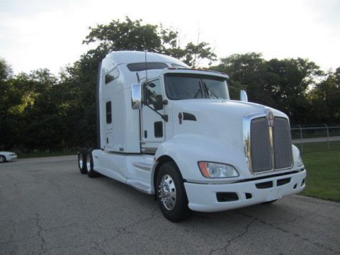 reliable 2014 Kenworth T660 truck for sale