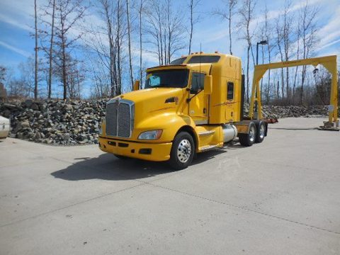 strong hauler 2014 Kenworth T660 truck for sale