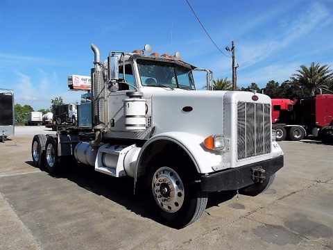 decent miles 2006 Peterbilt 378 truck for sale