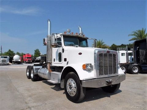 overhauled 2008 Peterbilt 367 truck for sale