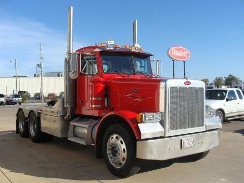 well serviced 2005 Peterbilt 379 119 truck for sale