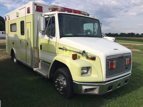 Emergency Response 1999 Freightliner FL50 Truck for sale