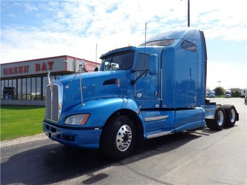 great shape 2011 Kenworth T660 truck for sale