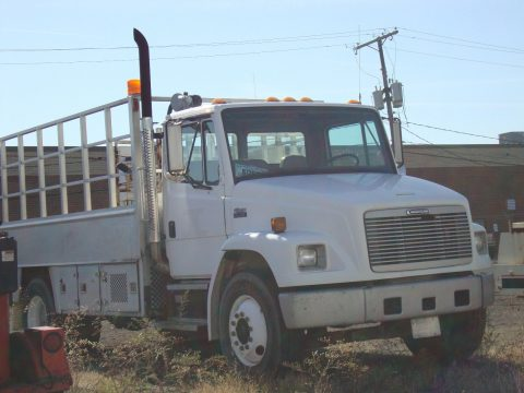 Lift Gate 1997 Freightliner truck for sale