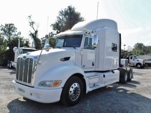 lots of accessories 2012 Peterbilt 386 truck for sale