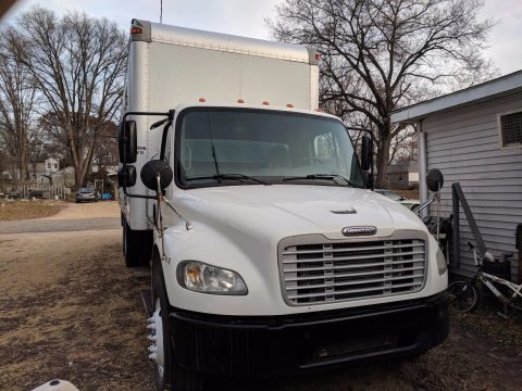 tandem axle 2005 Freightliner M2 truck for sale