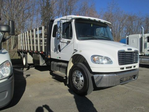 decent miles 2008 Freightliner M2 truck for sale