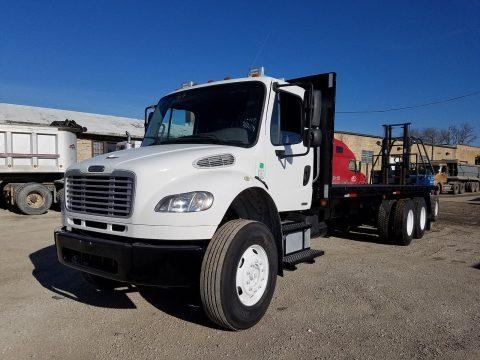 extra forklift 2008 Freightliner M2 truck for sale