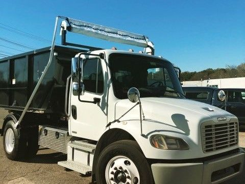 fully serviced 2009 Freightliner M2 106 truck for sale