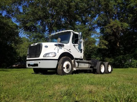 serviced 2010 Freightliner M2 112 truck for sale