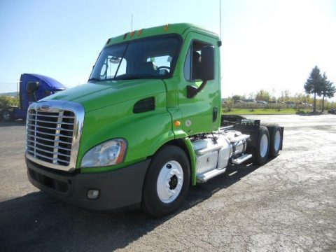 awesome 2011 Freightliner Cascadia truck for sale