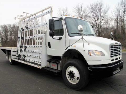 decent mileage 2013 Freightliner M2 106 truck for sale