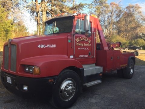 everything works 1989 Kenworth T400 truck for sale