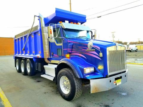 factory original 2008 Kenworth T800 truck for sale