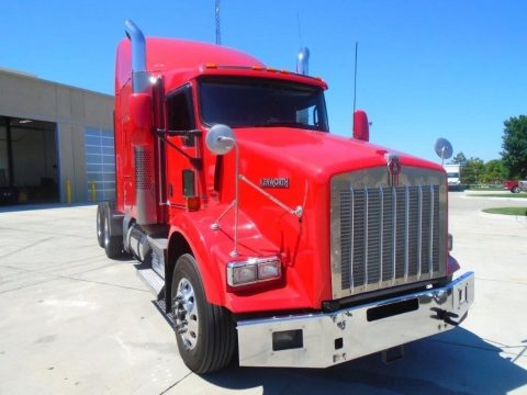 great condition 2009 Kenworth T-800 truck for sale
