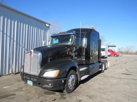 loaded 2013 Kenworth T660 truck for sale