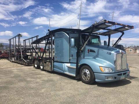 overhauled engine 2009 Kenworth T660 truck for sale