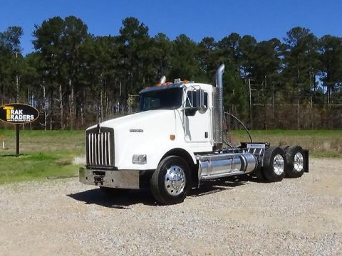 road ready 2010 Kenworth T800 truck for sale