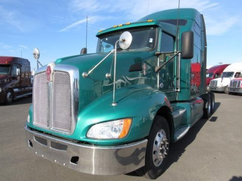 road ready 2012 Kenworth T660 truck for sale