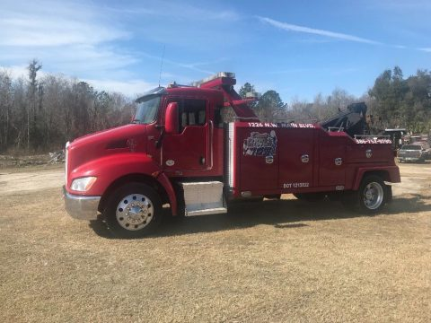 tow truck 2012 Kenworth truck for sale