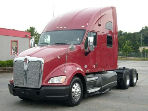 well maintained 2012 Kenworth T700 truck for sale