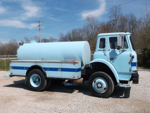 1986 International Harvester Cargo Star 1850B truck for sale