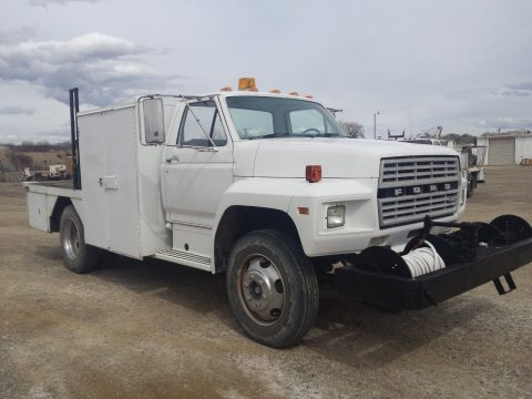 good running 1982 Ford F 600 truck for sale