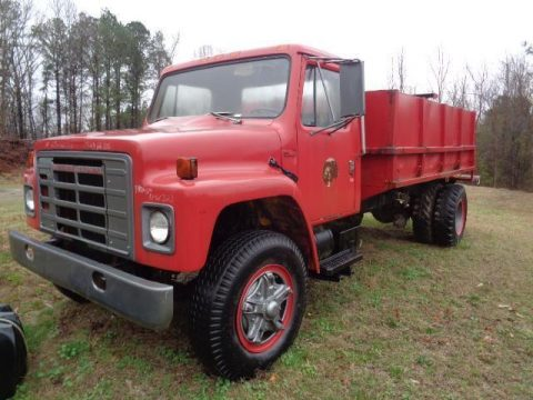 low miles 1982 International 1600 truck for sale