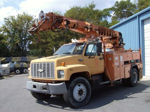 digger 1992 Chevrolet Kodiak TOPKICK truck for sale