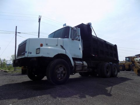 excellent 1991 GMC WG dump truck for sale