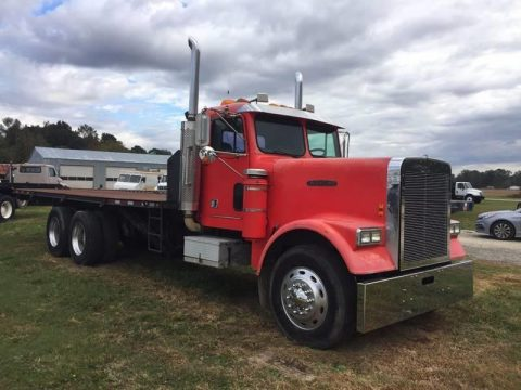 great shape 1988 Freightliner Road Tractor Container Hauler truck for sale
