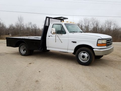 great shape 1994 Ford F350 regular cab truck for sale