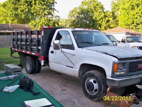 low miles 1994 GMC SL C3500 truck for sale