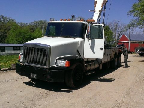 new clutch 1990 GMC Aero WIA Challenger truck for sale
