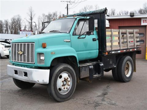 well serviced 1990 Chevrolet G6 truck for sale