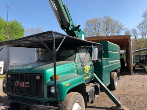 well serviced 1991 GMC 6500 truck for sale