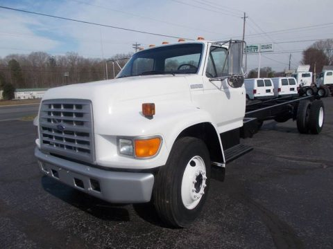 1995 Ford F Series Cab and Chassis truck for sale
