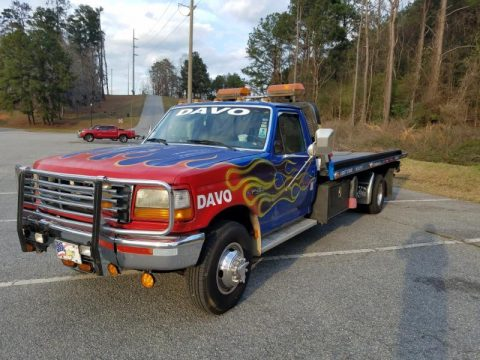 dual tanks 1995 Ford ford 450 truck for sale