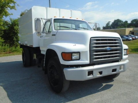 dump truck 1997 Ford F SERIES truck for sale