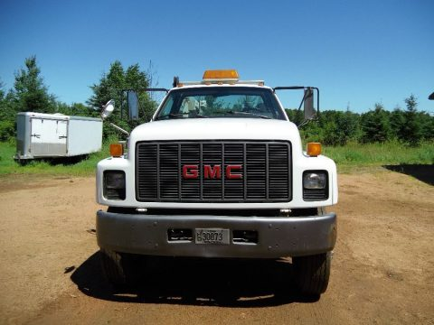 lots of storage 1995 GMC Topkick truck for sale